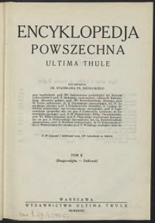 Encyklopedja powszechna Ultima Thule, T.2 , Bhagavadgita - Delboeuf