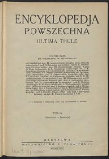 Encyklopedja powszechna Ultima Thule, T.4 , Garnieryt - Instancja