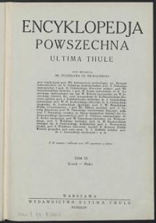 Encyklopedja powszechna Ultima Thule, T.6 , Korek - Mako