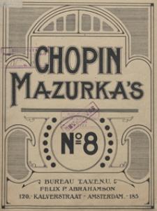 Mazurka c-moll : op.30 No 1 : [fur Pianoforte]