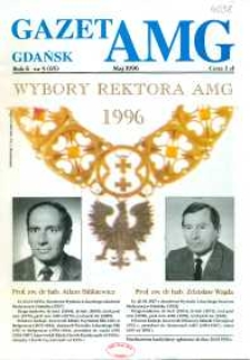 GazetAMG, 1996, R. 6, nr 5