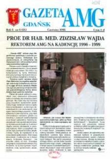 GazetAMG, 1996, R. 6, nr 6