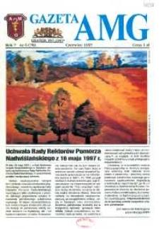 GazetAMG, 1997, R. 7, nr 6