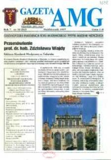 GazetAMG, 1997, R. 7, nr 10