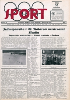 Sport, 1930, nr 23
