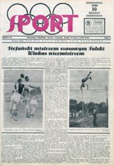 Sport, 1930, nr 25