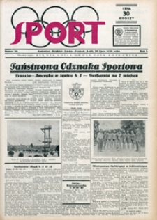 Sport, 1930, nr 26