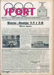Sport, 1930, nr 28