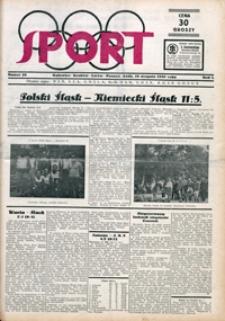 Sport, 1930, nr 29