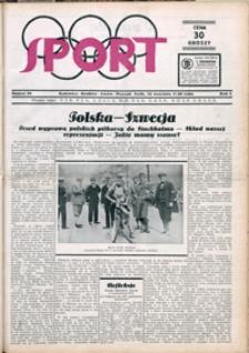 Sport, 1930, nr 34
