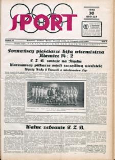 Sport, 1930, nr 41