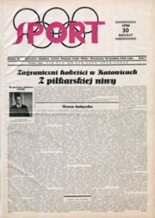 Sport, 1930, nr 48