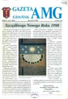 GazetAMG, 1998, R. 8, nr 1