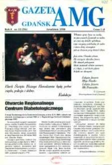 GazetAMG, 1998, R. 8, nr 12