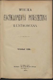 Wielka encyklopedya powszechna ilustrowana, T. 9-10, Bóg-Granizares