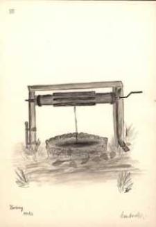 Studnie zabytkowe, rys. 2