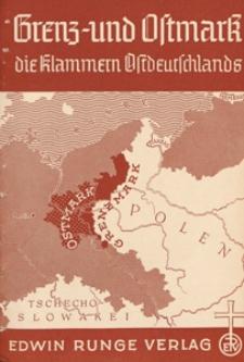 Grenz- und Ostmark : die Klammern Ostdeutschlands