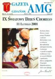 GazetaAMG, 2001, R. 11, nr 3