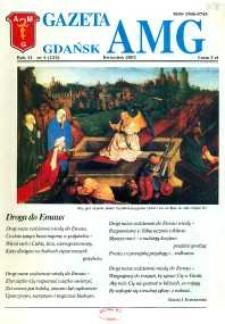 GazetaAMG, 2001, R. 11, nr 4