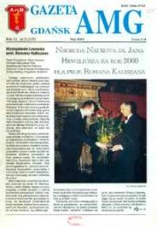 GazetaAMG, 2001, R. 11, nr 5
