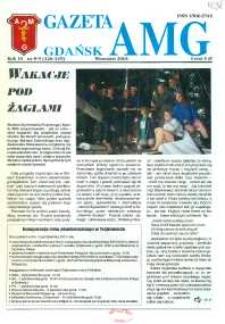 GazetaAMG, 2001, R. 11, nr 8-9