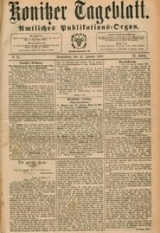 Konitzer Tageblatt.Amtliches Publikations=Organ, nr.21