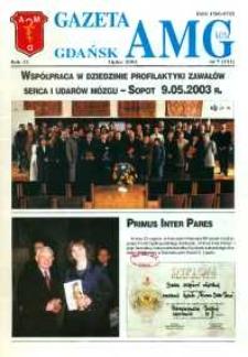 GazetAMG, 2003, R. 13, nr 7