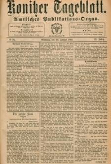 Konitzer Tageblatt.Amtliches Publikations=Organ, nr.24