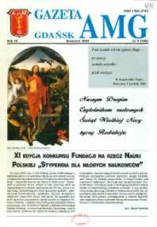GazetAMG, 2004, R. 14, nr 4
