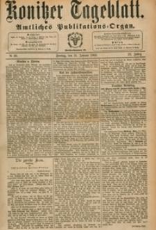 Konitzer Tageblatt.Amtliches Publikations=Organ, nr.26
