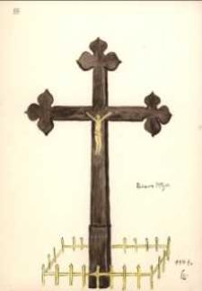 Krzyż przydrożny, rys. 6