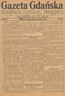 Gazeta Gdańska, 1933.11.11 nr 258