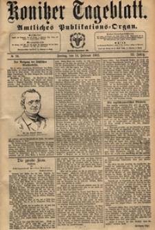 Konitzer Tageblatt.Amtliches Publikations=Organ, nr.38