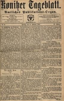 Konitzer Tageblatt.Amtliches Publikations=Organ, nr.44