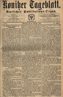 Konitzer Tageblatt.Amtliches Publikations=Organ, nr.48