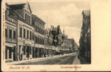 Wejherowo / Neustadt W.- Pr., Lauenburgerstrasse