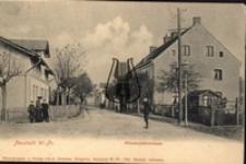 Wejherowo / Neustadt W.-Pr., Himmelfahrtstrasse