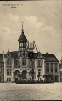 Wejherowo / Neustadt W.-Pr. Rathaus