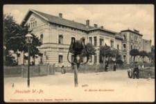 Wejherowo / Neustadt Wpr., St.Marien-Krankenhaus