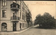 Wejherowo / Neustadt W.-Pr. Schutzen- u. Lauenburger - Strassen Ecke