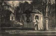 Wejherowo / Neustadt W/Pr., Kapelle Maria Begengung