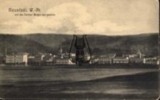 Wejherowo / Neustadt W.-Pr. von den Nanitzer Bergen aus gesehen