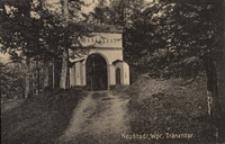 Wejherowo / Neustadt Wpr., Tranentor.
