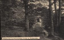 Wejherowo, Brama Łez na kalwaryjskiej drodze w Wejherowie