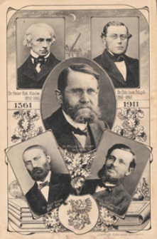 Geschichte des Gymnasiums und der Realanstalt zu Greifswald von 1861-1911