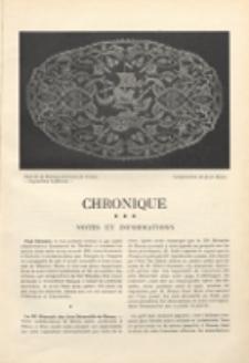 Art et décoration : revue mensuelle d'art moderne 1927. Chronique, novembre