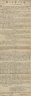 Beschluß (des Spezial-Ausschussen für die Erhebung einer gezwungenen Anleihe von 3 Millionen Franken [...] Danzig, den 20. Mai 1813) = Arrêté
