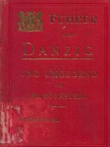 Illustrirter Führer durch Danzig und Umgegend