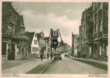 Wejherowo / Neustadt Wpr. Adolf-Hitler Strasse