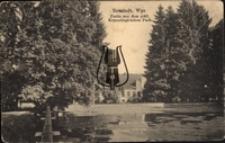 Wejherowo/ Neustadt, Wpr., Partie aus dem gral. Keyserlingk`schen Park